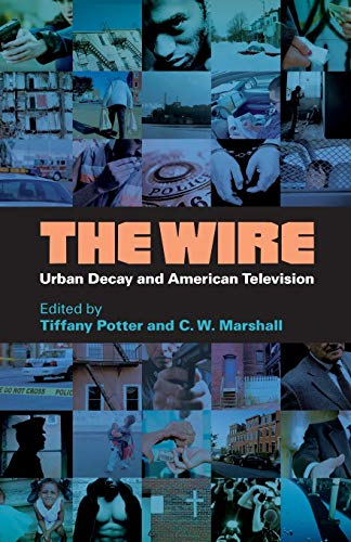 9780826438041: The Wire: Urban Decay and American Television