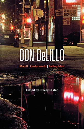 9780826444103: Don Delillo: Mao II, Underworld, Falling Man