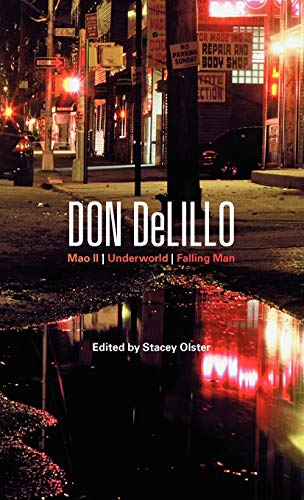 9780826444639: Don Delillo: Mao II, Underworld, Falling Man
