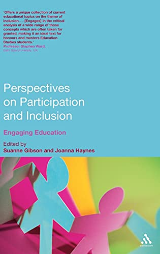 9780826445018: Perspectives on Participation and Inclusion: Engaging Education
