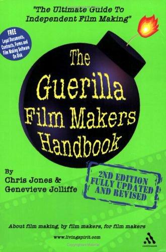 9780826447135: The Guerilla Film Makers Handbook with CDROM