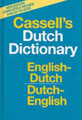 9780826447517: Cassell Dutch Dictionary