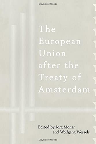 9780826447708: European Union after the Treaty of Amsterdam