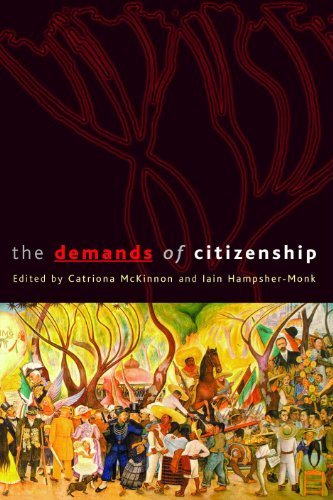 9780826447722: The Demands of Citizenship