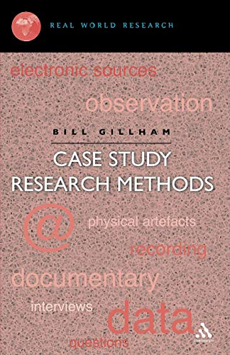 9780826447968: Case Study Research Methods (Continuum Research Methods)