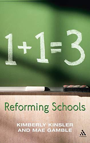 9780826448019: Reforming Schools