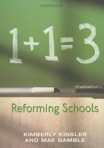 9780826448170: Reforming Schools