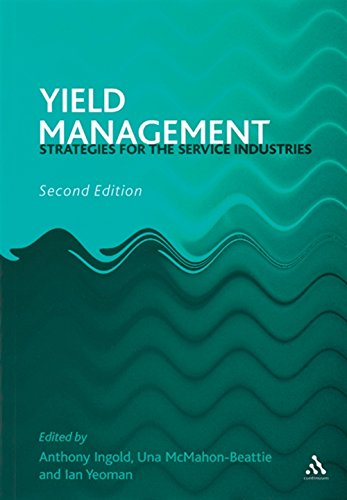 9780826448255: Yield Management: Strategies for the Service Industries