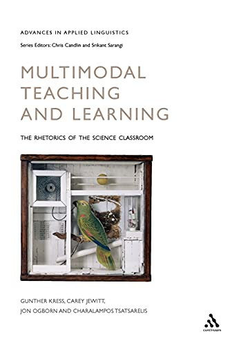 9780826448606: Multimodal Teaching and Learning (Advances in Applied Linguistics)