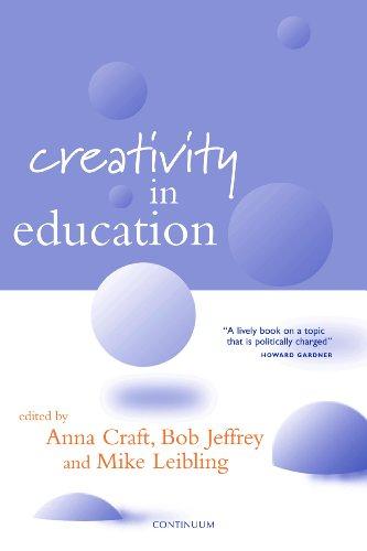 9780826448637: Creativity in Education