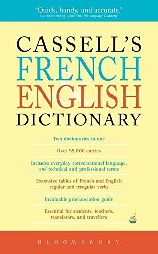 9780826449412: French-English Dictionary