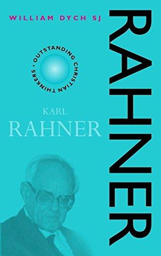 9780826450777: Karl Rahner (Outstanding Christian Thinkers)