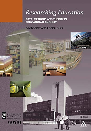 9780826451989: Researching Education (Institute of Education S.)