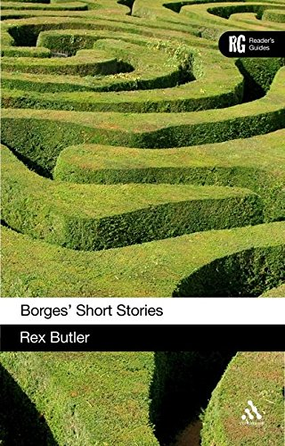 9780826452139: Borges' Short Stories: A Reader's Guide (Reader's Guides)