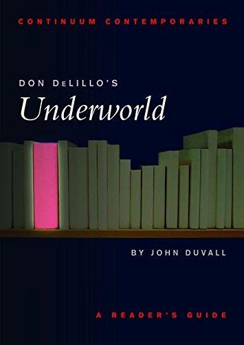 9780826452412: Don Delillo's Underworld: A Reader's Guide