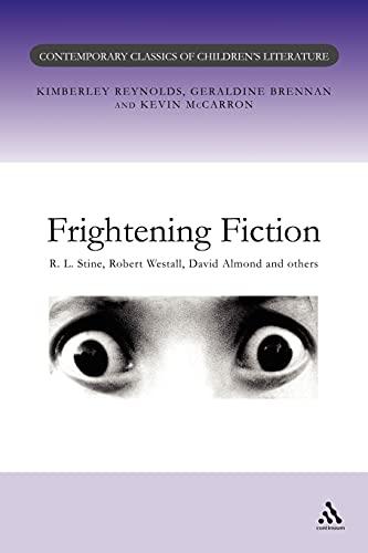 9780826453105: Frightening Fiction (Contemporary Classics in Children's Literature)