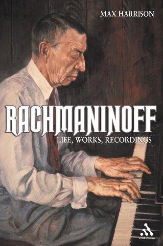 9780826453440: Rachmaninoff: Life, Works, Recordings