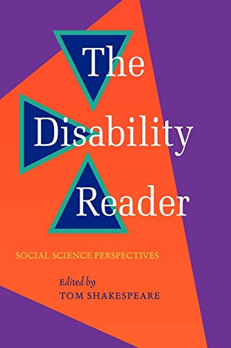9780826453600: Disability Reader: Social Science Perspectives