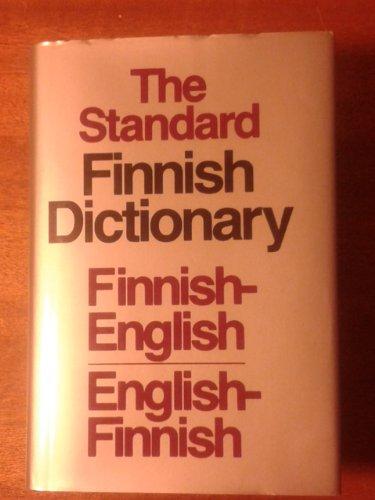 9780826453778: Finnish Standard Dictionary