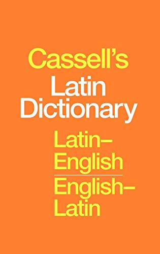 9780826453785: Cassell's Latin Dictionary