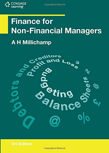 9780826453792: Finance for Non Financial Managers: An Active-learning Approach