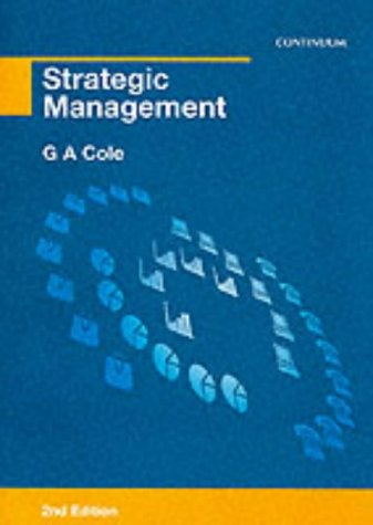9780826453808: Strategic Management