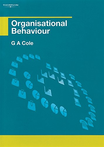 9780826453877: Organisational Behaviour