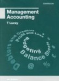 9780826454089: Management Accounting