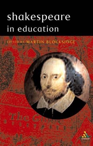 9780826454331: Shakespeare in Education