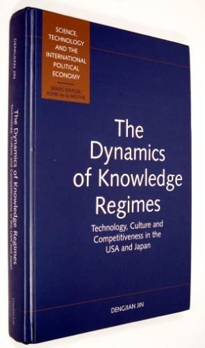 9780826454539: The Dynamics of Knowledge Regimes: Techonlogy, Culture and Competitiveness in the USA and Japan