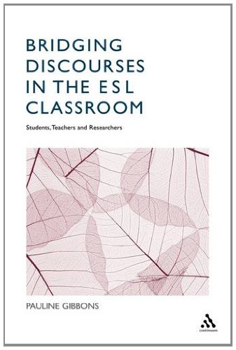 9780826455369: Bridging Discourses in the ESL Classroom: Students, Teachers and Researchers