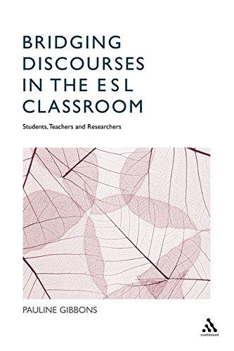 9780826455376: Bridging Discourses in the ESL Classroom: Students, Teachers and Researchers: Teachers, Students and Researchers (Bloomsbury Classics in Linguistics)