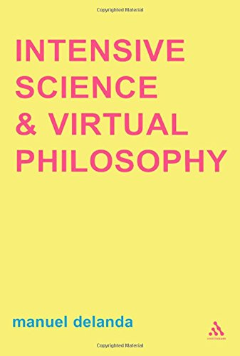 9780826456236: Intensive Science and Virtual Philosophy (Transversals: New Directions in Philosophy)