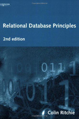 Relational Database Principles: Ritchie, Colin