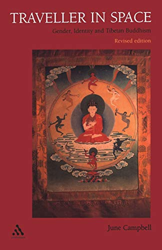 9780826457196: Traveller in Space: Gender, Identity And Tibetan Buddhism