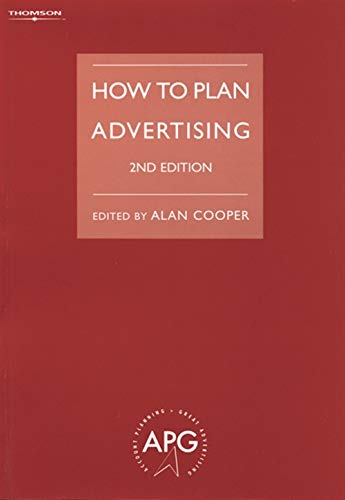 9780826457400: How to Plan Advertising