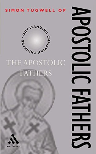 9780826457714: The Apostolic Fathers (Outstanding Christian Thinkers)