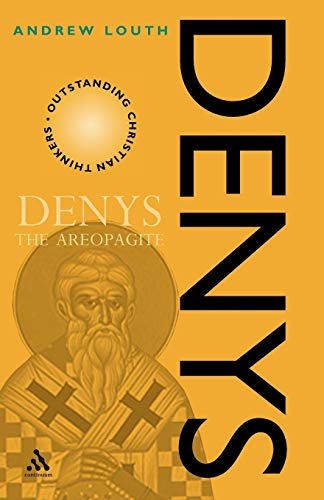 9780826457721: Denys the Areopagite (Outstanding Christian Thinkers)