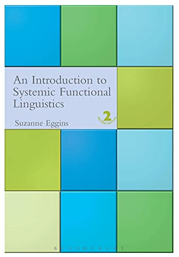 9780826457868: Introduction to Systemic Function Linguistics