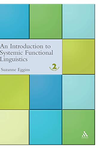 9780826457875: Introduction to Systemic Functional Linguistics: 2nd Edition