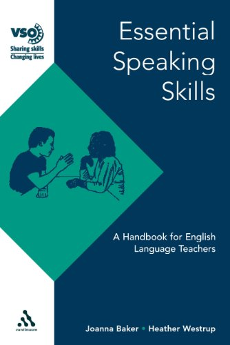 9780826458445: Essential Speaking Skills