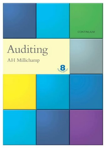 9780826458551: Auditing