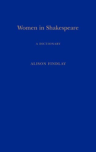 9780826458896: Women in Shakespeare: A Dictionary (Continuum Shakespeare Dictionaries)