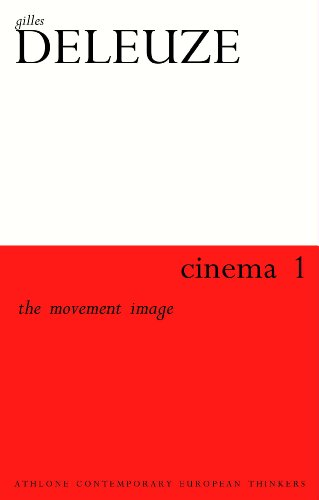 9780826459411: Cinema 1: the Movement Image