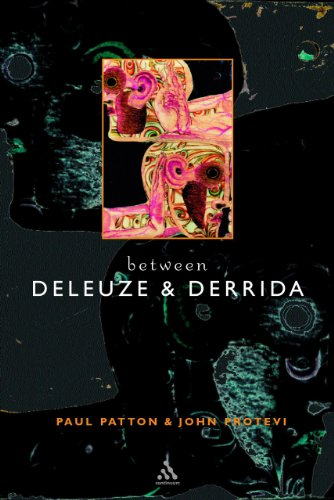 9780826459725: Between Deleuze and Derrida