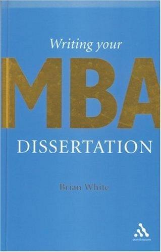 Dissertation publication verlag