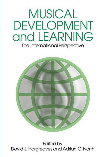 9780826460424: Musical Development and Learning: The International Perspective (Frontiers of International Education Series)