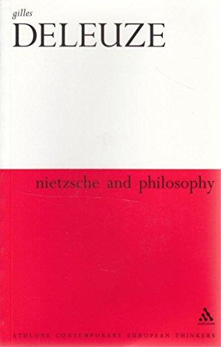 9780826461506: Nietzsche and Philosophy