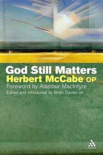 9780826461919: God Still Matters