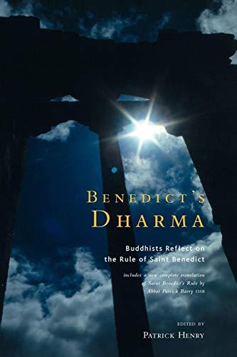 Benedict's Dharma: Patrick Henry, Norman